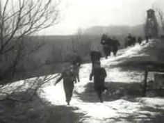 Refugees escaping from Hungary during/after Hungarian Uprising Oct./Nov, 1956