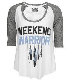 Local Celebrity Warrior T-Shirt