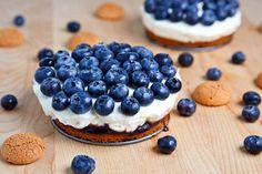 Blueberries! Mascarpone!! Amaretti!!!