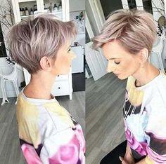 Long Pixie Haircut Hairstyle Short, Bobbed Haircuts, Short Hair Up