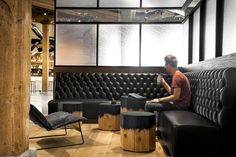 GitHub office by F+M and Studio Hatch, San Francisco – California » Retail Design Blog