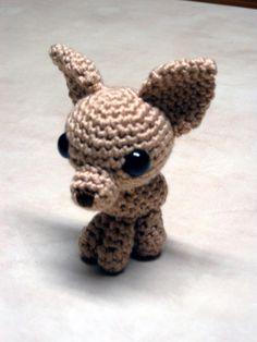 crochet chihuahua #dogs #animal #chihuahua