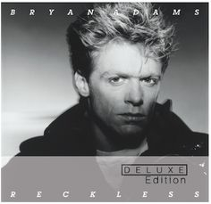 Pre-Order Reckless 30th Anniversary Deluxe Editions now on Amazon and iTunes