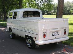 1970 VW Double Cab Pickup