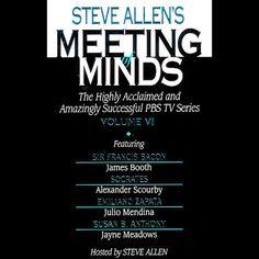 Meeting of Minds VI (Unabridged) - Steve Allen | News |317686737: Meeting of Minds VI (Unabridged) - Steve Allen | News |317686737 #News