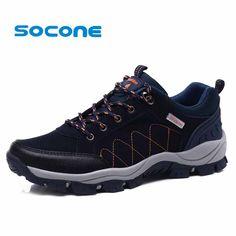 6dc9ff3d6dd Hiking Shoes For Men Winter Atumn Warm Trekking Sneakers Male Climbing  Shoes Walking Shoes