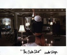 Under Siege 2 Cake Scene 1000+ images about B -...