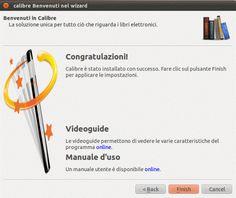 Calibre programma per gestire la tua biblioteca personale di e-Book.