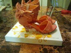 Girls Dress Shoes Size 1