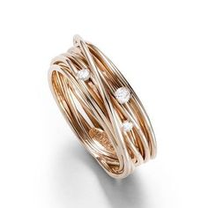 A world of jewels enriched with the tales of dreams to be narrated. Versatility, playfulness, colours, elegance and originality make MATTIOLI a brand, which is absolutely unique Pandora Rings, Ring Necklace, Modern Jewelry, Gold Rings, Rose Gold, Bling, Jewels, Elegant, Tibet
