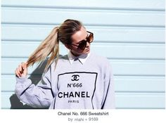 Chanel. Fun and Classy for summer. Dressy or Casual, always Chanel.