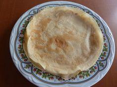 """CELIAQUINES  -  Recetas de una mami """"gluten free"""": CREPES"""