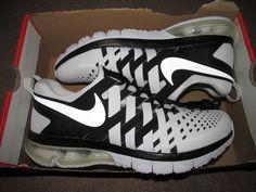 Nike Fingertrap Max Mens Training Shoes 11 Black White 644673 011 #Nike…