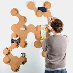 Cork Links by Brian Kelly, via Behance