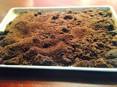 Leftover Coffee Grounds :: Hometalk ~ dry them in the oven to make your house smell wonderful then store for uses listed!