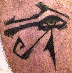 Egyptian Eye Of Horus Tattoo Design, Egyptian Eye Tattoo Meaning Music Tattoos, New Tattoos, Tattoos For Guys, Eye Tattoo Meaning, Tattoos With Meaning, Ancient Egyptian Art, Egyptian Mythology, Egyptian Goddess, Ancient History