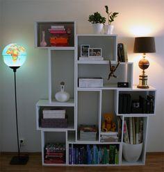 Att bygga en bokhylla | Calinas