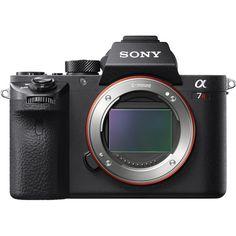 Sony a7R II Alpha Mirrorless Digital Camera (a7RII Camera Body) B&H