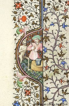 Book of Hours, MS M.359 fol. 149v - Images from Medieval and Renaissance Manuscripts - The Morgan Library & Museum
