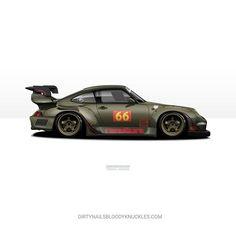 Ramintra. Dirtynailsbloodyknuckles.com Link in profile #RWB #rauhwelt #rauhweltbegriff #jdm #ssr #rwb911 #nakaisan #akiranakai #needforspeed #nfs #jdm #jdmart #automotiveart #carart #illustration #illustrator #automotiveart #automotiveapparel #carart #993 #993911 #993gt2 #widebody #rwb993