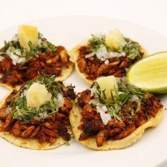 Fish Al Pastor Tacos