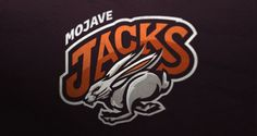 Mojave Jacks logo design #rabbit