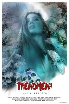 PHENOMENA / CREEPERS - [ DARIO ARGENTO ] - poster