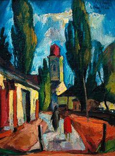 Zsögödi Nagy Imre (1893-1976) - Nagybánya