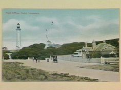 Post Office, Point Lonsdale [picture] , State Library of Victoria Melbourne Victoria, Victoria Australia, Vintage Travel Posters, Post Office, Lighthouses, Historical Photos, Old Photos, Offices, Photographs