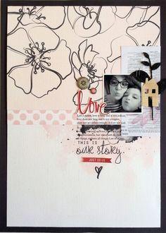 Love by Maïna at @Studio_Calico