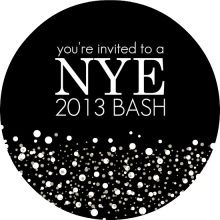 bubbling gold and white new years invitation new years eve invitations happy new year cards