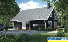 Schwedenhaus eineinhalbgeschossig SkandiHaus 121