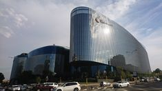 Discovery's new Sandton headquarters.