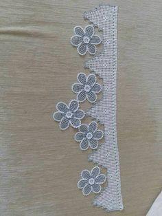 Crochet Coaster Pattern, Crochet Borders, Crochet Flower Patterns, Crochet Squares, Filet Crochet, Crochet Blanket Patterns, Crochet Motif, Baby Knitting Patterns, Crochet Flowers