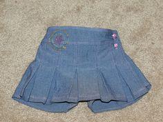 Et la 2eme short-jupe