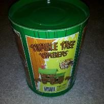 UMBLE TREE TIMBERS {SIMILIAR TO LINCOLN LOGS}