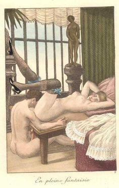 vintage French erotica