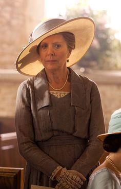 Downton Abbey - Isobel Crawley