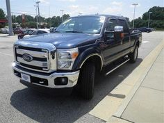 2014 Ford Super Duty F-250 SRW XLT CREWCAB 4WD, 26,662 miles, 6.2L V8 engine, 6-Speed automatic transmission. CONTACT LAFAYETTE FORD: 5202 Raeford Road, Fayetteville, NC 888-591-6778 -- lafayetteford.com