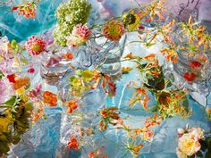 This gives life to Thee I, 2013  - Margriet Smulders