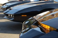 KITT'S Kitt Knight Rider, Mejores Series Tv, Movie Cars, 90s Nostalgia, Trans Am, 80s Kids, Pontiac Firebird, Nice Cars, Gto