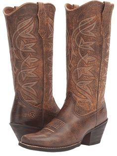 Ariat - Sheridan Cowboy Boots. Cowboy boot fashions. I'm an affiliate marketer. When you click on a link or buy from the retailer, I earn a commission.