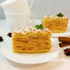 Szarlotka tatrzańska   Świat Ciasta