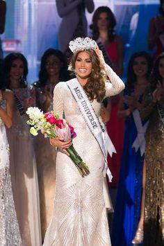 Y la reina es... Gabriela Isler de Venezuela