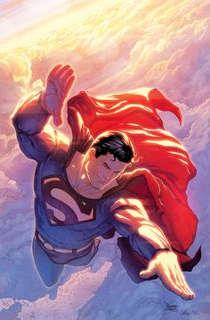 Look up in the sky its superman flying in the opening credits of mrs bruce wayne photo publicscrutiny Gallery