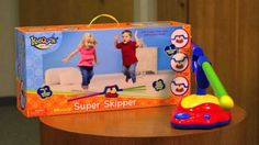 Enter this contest to win this awesome Super Skipper from Kidoozie.org