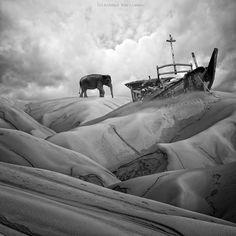 The last passenger by Achmad Kurniawan