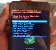 How to Factory Reset/Hard Reset Your Infinix Phone  How to Factory Reset Your Infinix Smartphone - There are many reasons why you may wish to hard reset Infinix Smartphone. they include: 1. When you forget your security lock 2. To gain new look like those of new phones 3. When your apps begins to hang so bad 4. When your internal memory becomes full  How to Factory Reset/Hard Rest Your Infinix Phone  To properly do this follow this steps below  1. Press and hold the power button at the same…