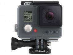 Câmera Filmadora GoPro Hero Plus 8MP - Filma em Full HD com Wi-Fi e Bluetooth
