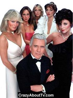 Dynasty is among my all-time favorite TV shows, and not just for the glamour and catfights.